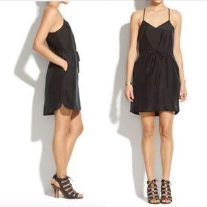 Madewell Silk Daybreak Dress